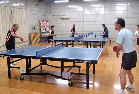 ウーミン卓球クラブ
